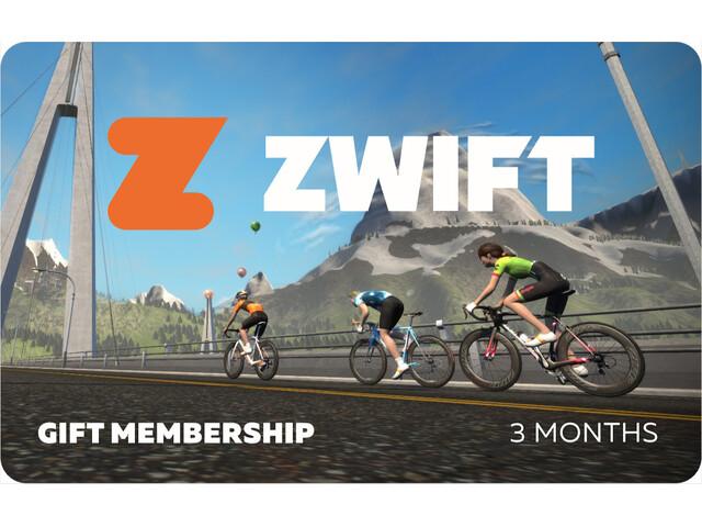 Zwift Pre-Paid Membership 3 Months